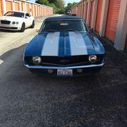 1969 Chevrolet Camaro rebuild
